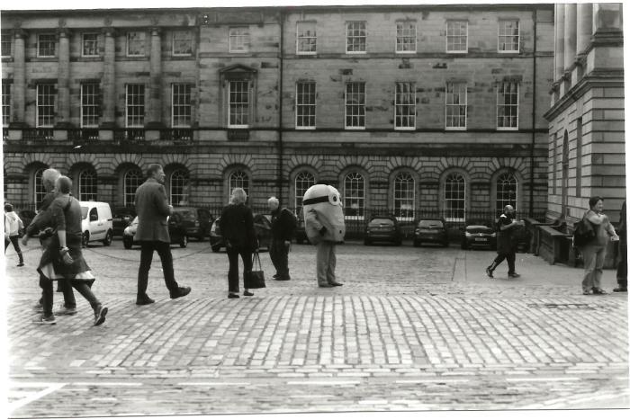 Edinburgh, 2016